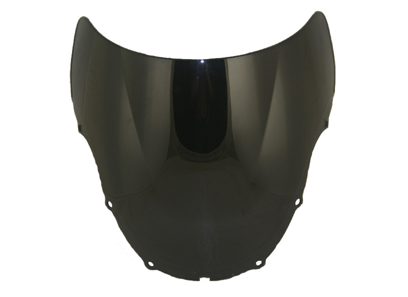 Motorcycle Double Bubble Windscreen Windshield Shield Screen For Honda CBR600F4 CBR 600 F4 1999 2000