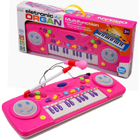 25Key Multi Function Electric Organ With Microphone