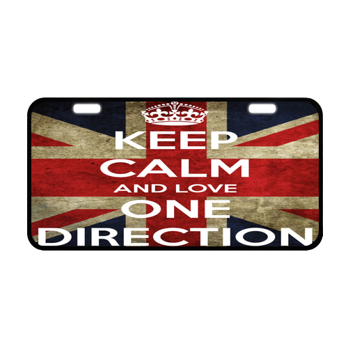 nice personalized keep calm and love one direction metal. Black Bedroom Furniture Sets. Home Design Ideas