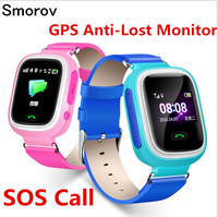 Q90 GPS Smart Watch Baby Watch With Wifi Touch Screen SOS Call Location DeviceTracker For Kid