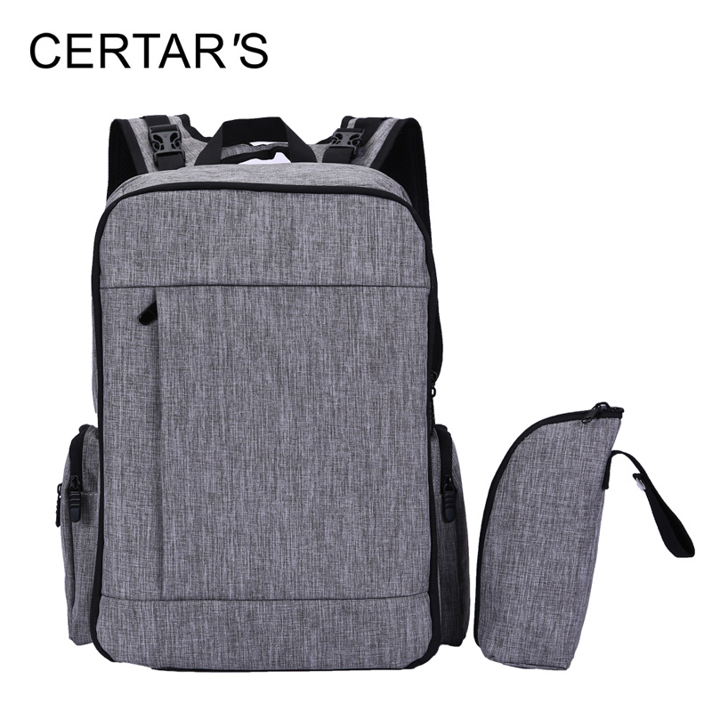 certar 39 s baby diaper bags backpack big capacity baby care wet bags mother baby bag nappy. Black Bedroom Furniture Sets. Home Design Ideas