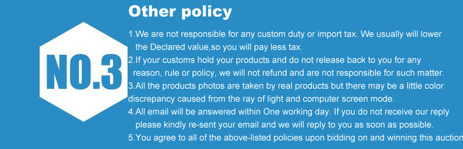 Other policy