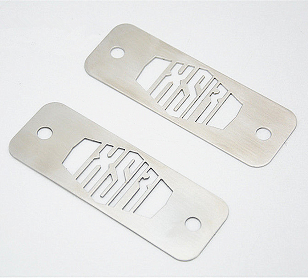 medium resolution of  xsr stainless fuse box top plates for yamaha xsr 900 silver in covers ornamental mouldings from automobiles motorcycles on aliexpress com alibaba