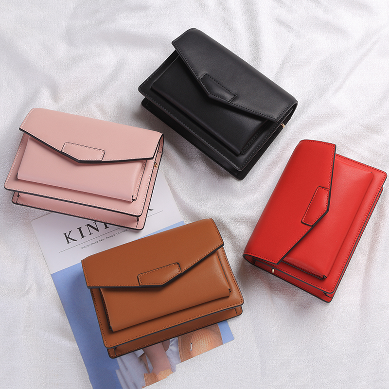 Female Messenger Bag Women Shoulder Bags Leather High Quality Luxury Brand Handbags Women Bags Designer For 2018 Bolsas Feminina drawstring cocoon jersey maxi dress