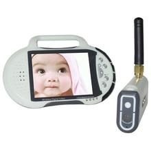 2.4 Дюймов ИК Ночного Видения Цифровой Сигнал Беспроводной Монитор Младенца Хранения Карты ПАМЯТИ