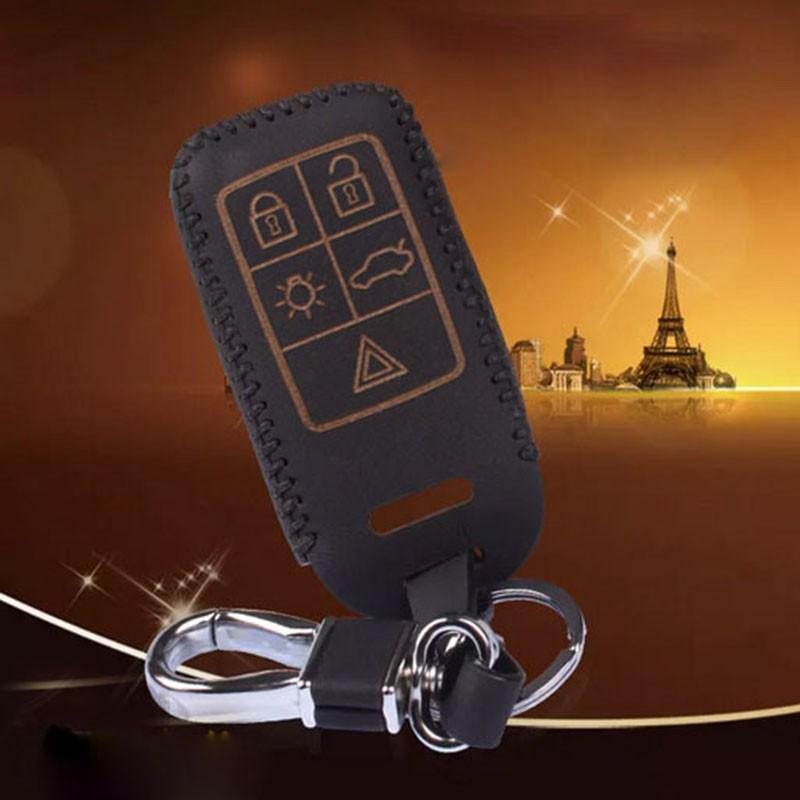 For-Volvo-Car-Key-Leather-For-C30-C70-S40-S60-S70-S80-V40-V50-V70-Xc60