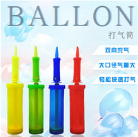 2019 25pcs Balloon Pump For Baloons Inflatable Toys And Foil Balloons Air Balloon Pump Hand Pump Portable balloon pumps