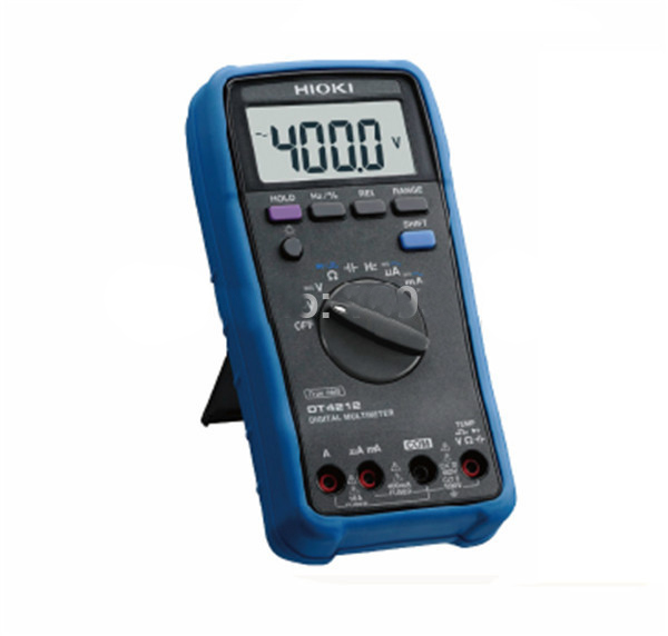 High Reliability Digital Multimeter Modern Digital Multimeters HIOKI DT4212 цена