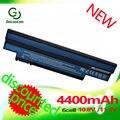 4400мАч черный аккумулятор для ноутбука Acer Aspire one 532h 532G UM09H31 UM09H36 UM09H41 UM09G31 UM09G31 UM09H56 UM09H70 UM09H73 UM09H75