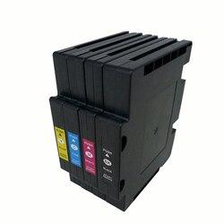 Vilaxh SG400 atrament sublimacyjny kaseta z tonerem do ricoh GC41 SAWGRASS SG400 SG800 SG400NA SG400EU Aficio SG2010 SG2100 drukarki