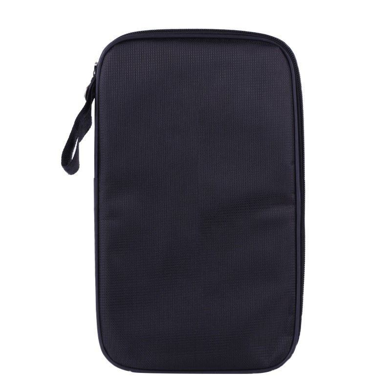 Professional Table Tennis Racket Waterproof Table Tennis Racket Paddle Bat Bag Pouch With Ball Case Table Tennis Accessories