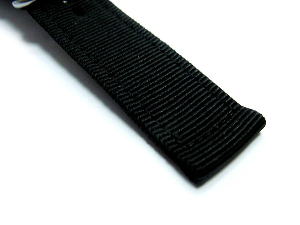 watch strapFashion Canvas 20MM Wrist Watch Band Strap relogio masculino18Jan11