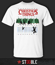 Christmas Things T-Shirt - Direct from Stockist Funny Tops Tee New Unisex Fashion Design Free Shipping free shipping