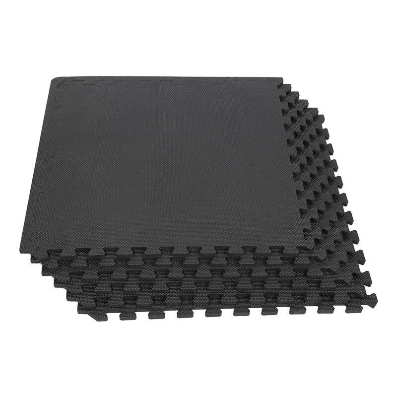6pcsset Interlocking 6363cm Eva Foam Tiles Puzzle Exercise Mat