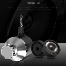 Original Headphone 3.5MM Metal In-ear Wired Earphones