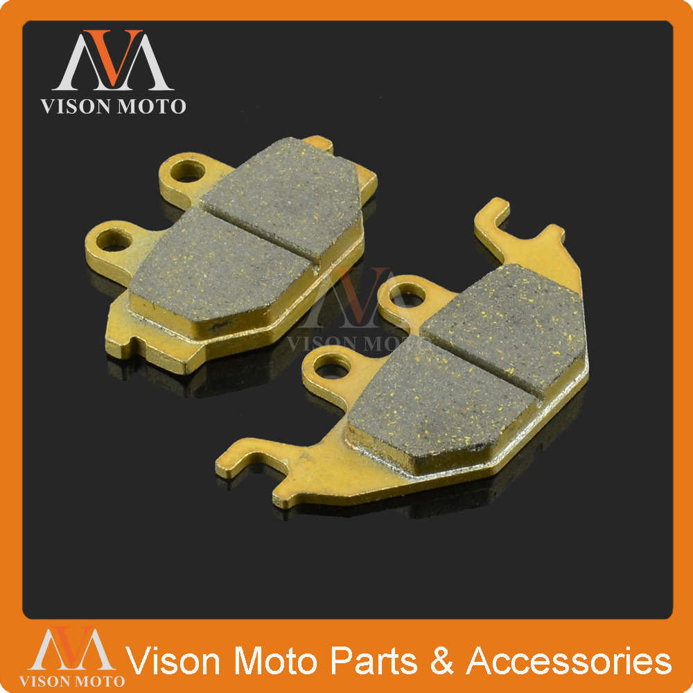 Motorcycle Front Caliper Brake Pads For ADLY CANYON 280 300 HURRICANE 280 300 320 CROSSROAD300 UTILITY300 300 RS XS S QUAD 500S