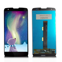Black For Innos D6000 LCD Display+Touch Screen Panel Digital Accessories For innos YI Luo D 6000 Smartphone