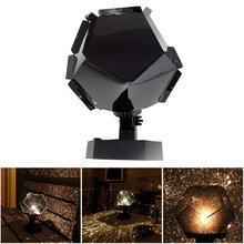 Romantic Astro Star Sky Cosmos Night Light Projector Lamp Starry Romantic Bedroom Home Decoration Lighting Drop Shipping