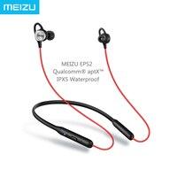 Presell Meizu EP52 Sport Headphones Bluetooth 4 1 Wireless Qualcomm AptX Audio IPX5 Waterproof With MIC
