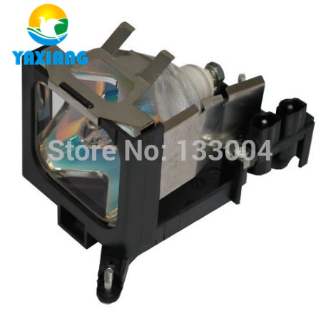 Compatible projector lamp bulb POA-LMP57 / 610-308-3117 with housing for PLC-SW30 PLC-SW35 PLC-SW36  free shipping lamtop compatible bare lamp 610 308 3117 for plc sw30