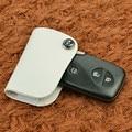 Envío libre, buena calidad caso de Cuero llave del coche titular de la Clave cartera cubierta para Lexus IS250, ES240GS, GS, LS, RX270 y LX