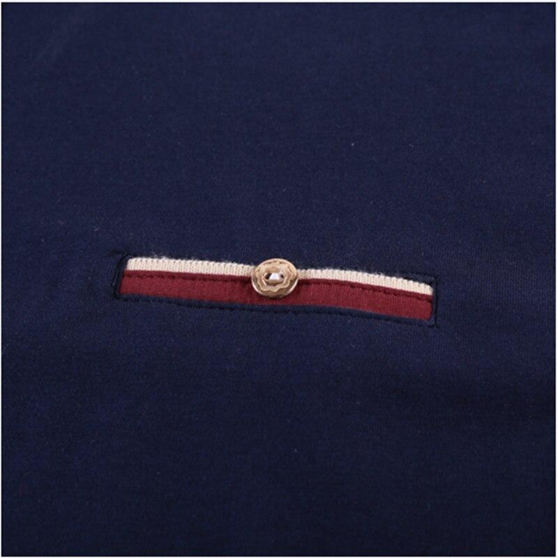 À Qualité Casual Tops Chemise T Fit De Longues Coton Polo 2 10xl Hommes 8xl 6xl Solide 5xl shirts Mode 1 Slim Haute Manches ZZPIU