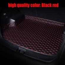 Пользовательские подходят багажнике автомобиля коврики для Lexus LS 430 460 600 H L LS430 LS460 LS460L LS600H LS600HL линованные коврики (2000-теперь)
