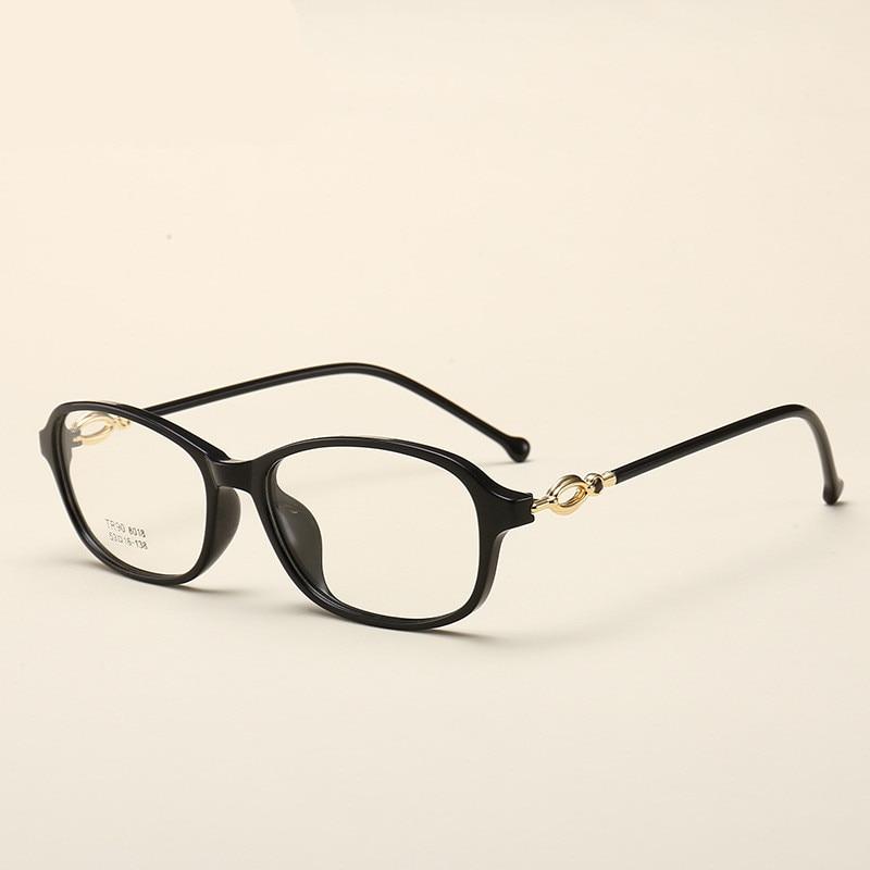 150ee8e281 Vintage Grade Ring Decoration Eyeglasses Eyewear Frames Women Eye Glasses  Frames For Women Lady Optical Eyeglass Spectacle Frame-in Eyewear Frames  from ...