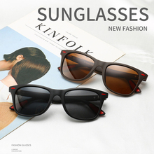 INEXHA Men and women polarized sunglasses, driving glasses, outdoor travel essential.