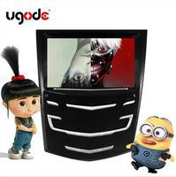 Ugode 8 Android new product Car GPS Navigation Audio Stereo Multimedia Player for cadillac ATSL ATS XTS SRX CTS gift camera