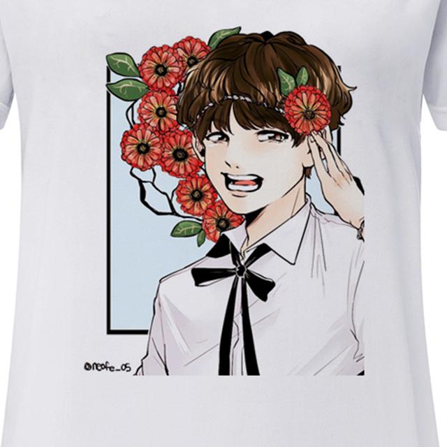 BTS Cute face Cartoon Printed Casual