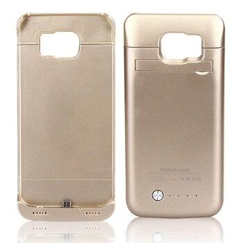 Batteries De Téléphone Samsung | 2018 4200 Mah Boîtier De Chargeur De Batterie Externe Pour Galaxy S6 G920F Chargeur De Batterie Externe Couvercle De Charge De Téléphone étui Pour Samsung S6