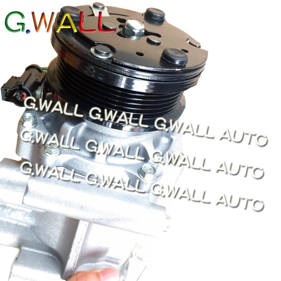 Pour voiture Jaguar Auto A/C AC compresseur avec pompe l'ensemble de réparation ensemble