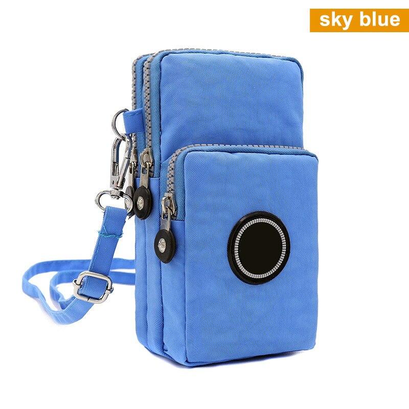 Women Messenger Crossbody Bag Wallet Handbag Phone Pouch Case Zipper Casual Shoulder Purse -OPK