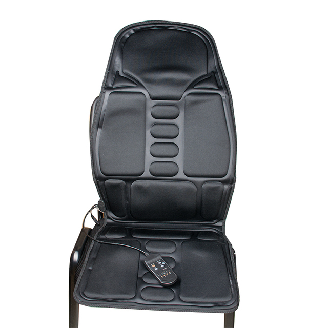 big sale back massage chair heat seat cushion neck pain lumbar support pads car high - Massage Chair For Sale