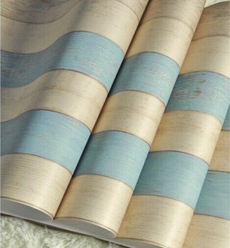 Beibehang moderne rayé papier peint rouleau Papel De Parede Photo pour mur papier rouleau Mural décoratif 3D chambre papier peint