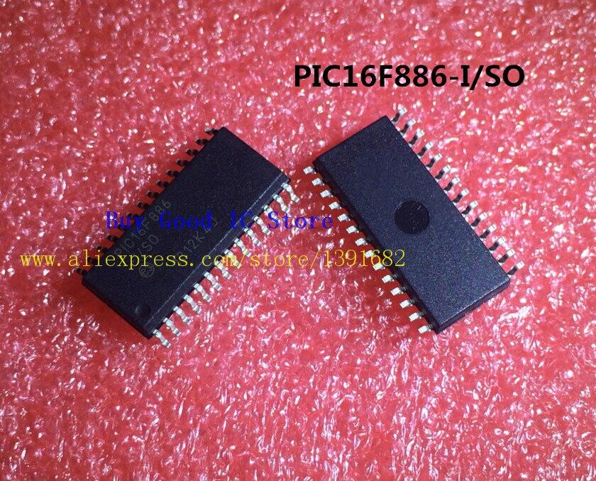 10PCS PIC16F72 PIC16F72-I//SO SOP-28 SMD Good Quality