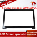 15.6 touch screen for Asus Vivobook S500 S500CA Digitizer touch Screen panel TCP15F81 V1.0