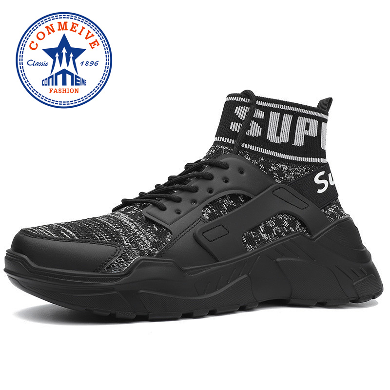2018 New Autumn Winter Retro Running Shoes Cushioning Breathable Man Sneakers Profession Lace-up Outdoor Jogging Sport Men Shoes недорго, оригинальная цена