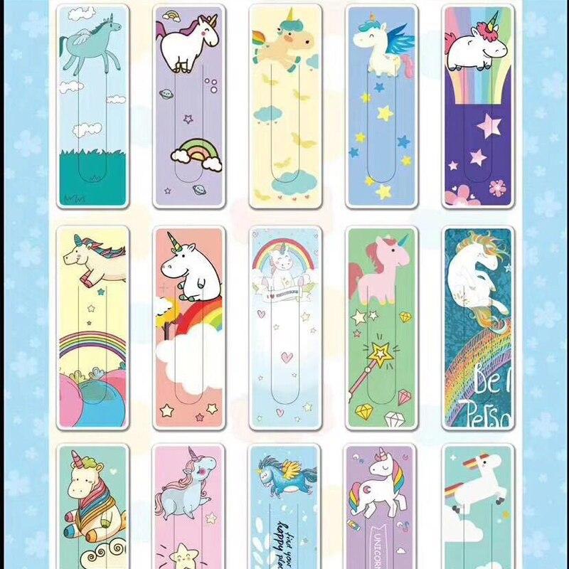 printable unicorn bookmarks # 40