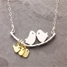 Fashion Bird Necklace