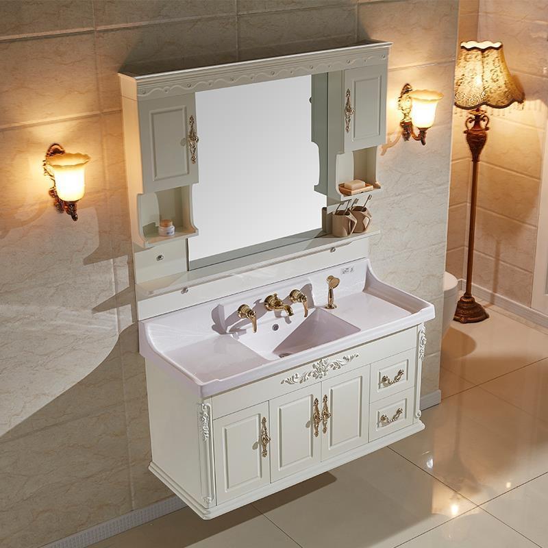 Mueble Lavabo Armoire Meubel Badkamer Furniture Shelf Schrank meuble ...