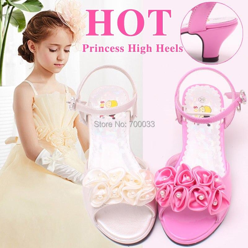Aliexpress.com : Buy Hot Sale!! High Heel Girls Bridal Wedding