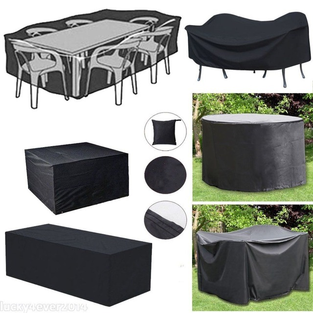 US $26 73 34% OFF|Aliexpress com : Buy Square Cases Dust Cover Tarpaulin  Cover Garden Furniture Plane Case Tear/ Weather proof Polyethylene Fabric