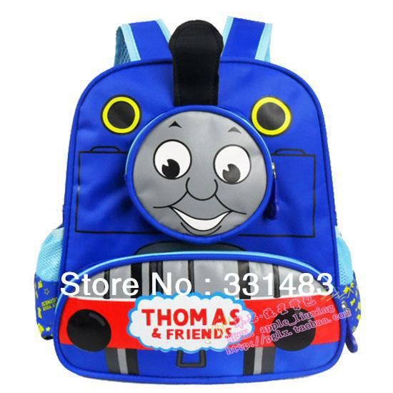 Children Small Thomas And Friends School Bags For Boys S 3d Cartoon Baby Kids Backpack Promotion Supernova In From Luggage
