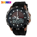New 2016 SKMEI Brand Men Sports Watch Digital Quartz Solar energy Watches Multifunctional Outdoor Military Dress Wristwatches