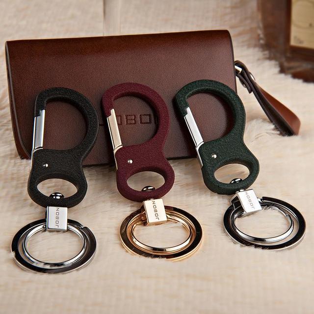Высокое Качество Марка Нержавеющей Стали Luxury Брелок Для Женщины Мужчины Автомобиль Брелок Брелок Подарки Ко Дню Рождения Key Holder