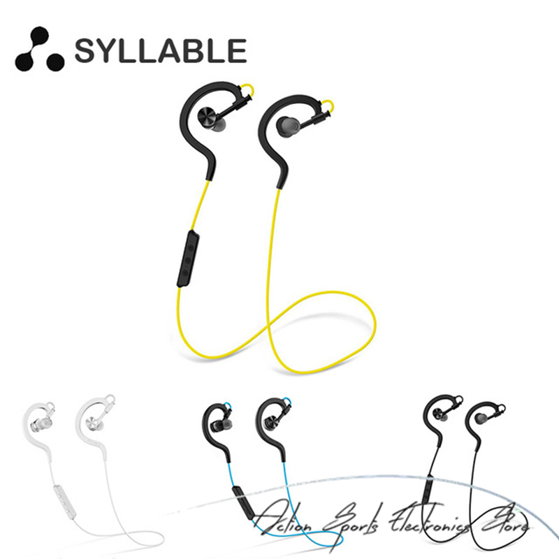 New Arrival Upgraded Version Syllable D700-2017 Wireless Bluetooth Headset Sports Earphones Stereo Headphones
