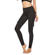 Pure color High waist Hip lifting pocket tayt fitting motion harajuku leggings women leggins fitness legging pants legins