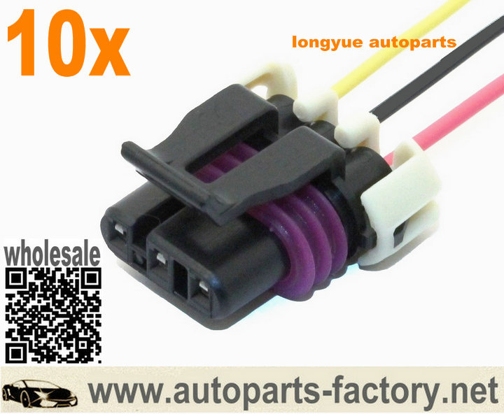 10pcs 96 97 LT1 Crankshaft Position Sensor Wiring Harness Case For ...